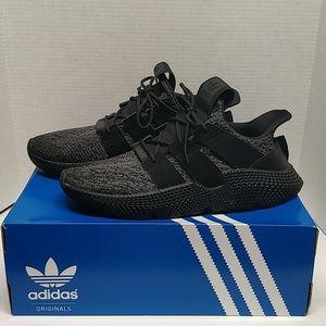 Adidas Originals Prophere Sneakers Black 12 NWT